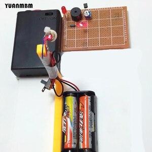 Инфракрасный лазер на радио сигнализация/охранная сигнализация/научная физика экспериментальные развивающие игрушки/DIY технологии произв...