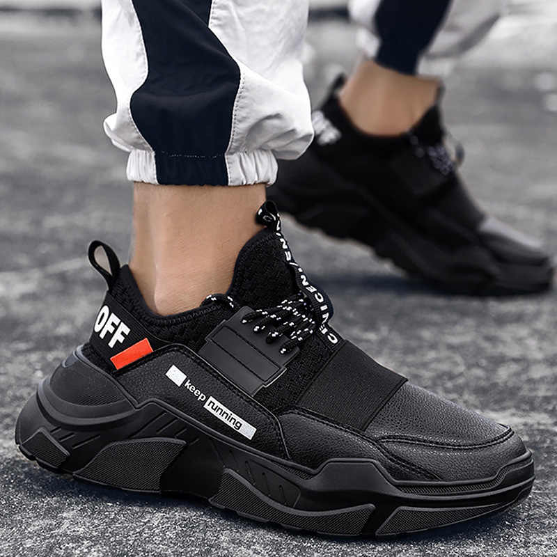 Large Size 45 46 Chunky Sneakers Men
