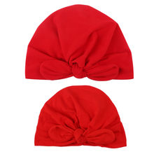 Winter Warm Mom&Newborn Baby Boy Girl Hats India Hat Winter Warm Cap(China)