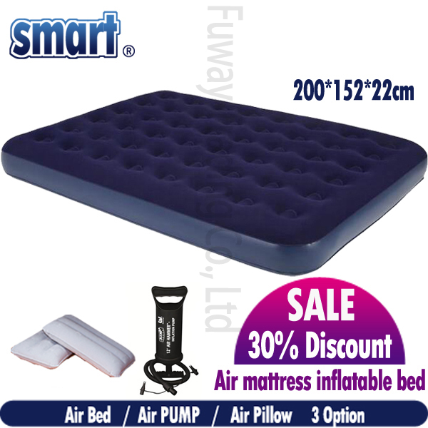 Dhl Free Shipping 200 152 22 Multiplayer Bed Inflatable Air Mattress