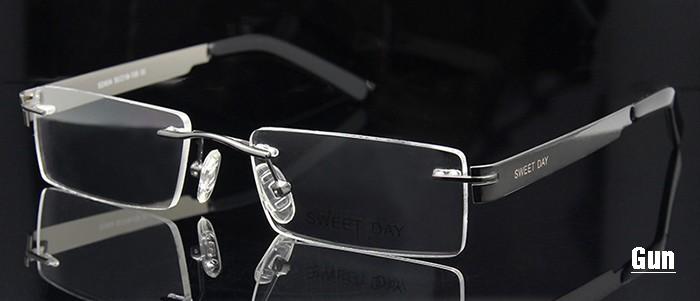 Women Rimless Glasses (4)
