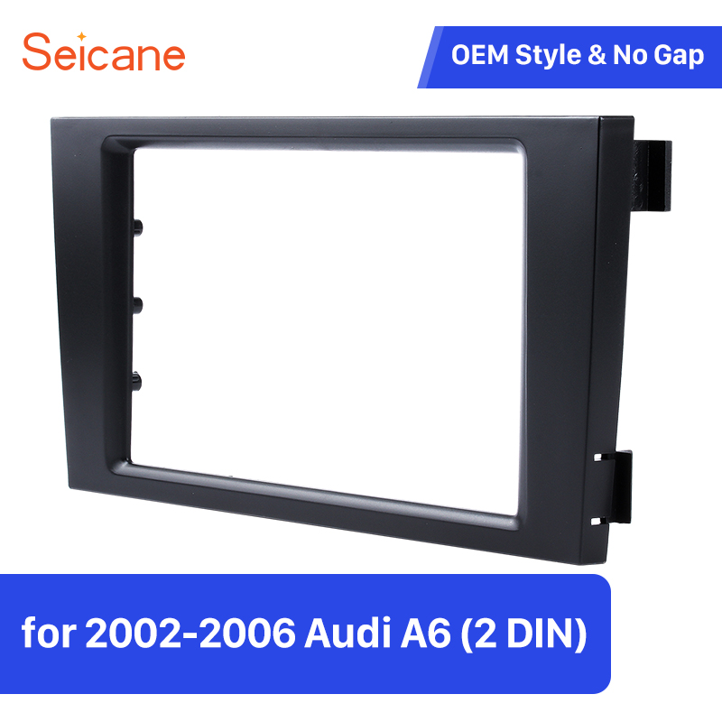 top 9 most popular audi a6 stereo frame list and get free