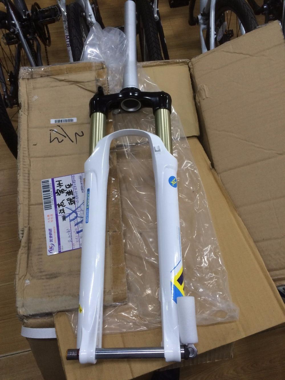 2014 SR SUNTOUR EPICON bike shoulder suspension fork oil and gas 27.5er 100mm Travel mtb bike bicycle fork bicicleta suspension
