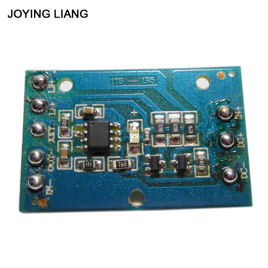 JYL-8813 T6 / U2 / L2 Glare Light Control Circuit Board Flashlight Driver Board 3 Function 5 Function Gear Electric Plate vg15 sf31 driver 5 modes circuit board anti reverse led driver chip mode memory function