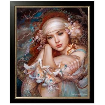 Golden Panno,Needlework,Embroidery,DIY Portrait Painting,Cross stitch,kits,14ct La Antiquated Cross-stitch,Sets For Embroidery
