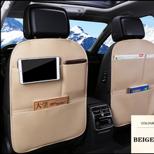 new car organizer seat cover storage bag Multifunctional box back Waterproof cleaned Easily