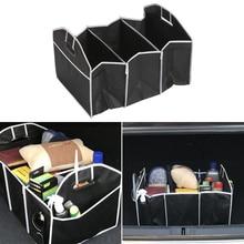 1x Автомобильный мульти-карманный органайзер большой емкости складная сумка для хранения для Renault Koleos Megane Scenic Fluence Laguna Velsatis