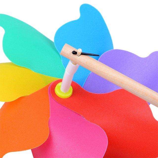 online shop windmill 1pcs per price plastic windmill kids gift toys
