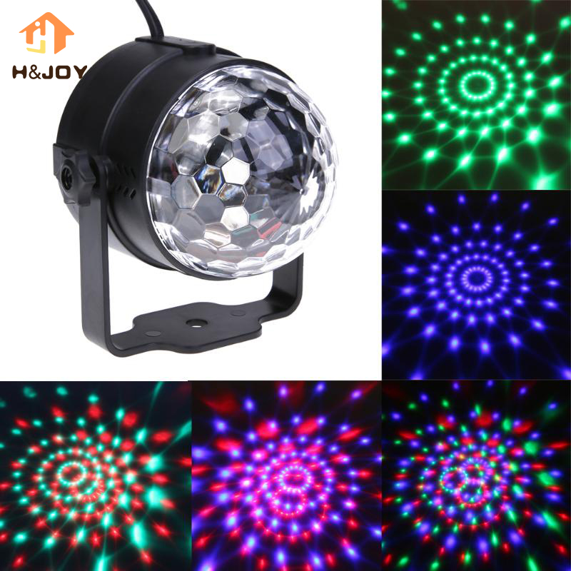 RGB Stage Lights 7 Colors Ball Lumiere 3W Sound Activated Laser Projector Stage Lighting Effect Lamp Christmas LightingRGB Stage Lights 7 Colors Ball Lumiere 3W Sound Activated Laser Projector Stage Lighting Effect Lamp Christmas Lighting