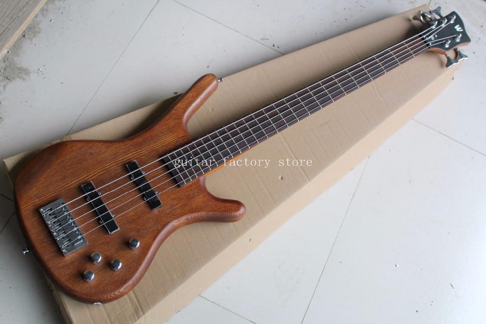 2018 5 cordes basse guitare vente Chaude basse guitare