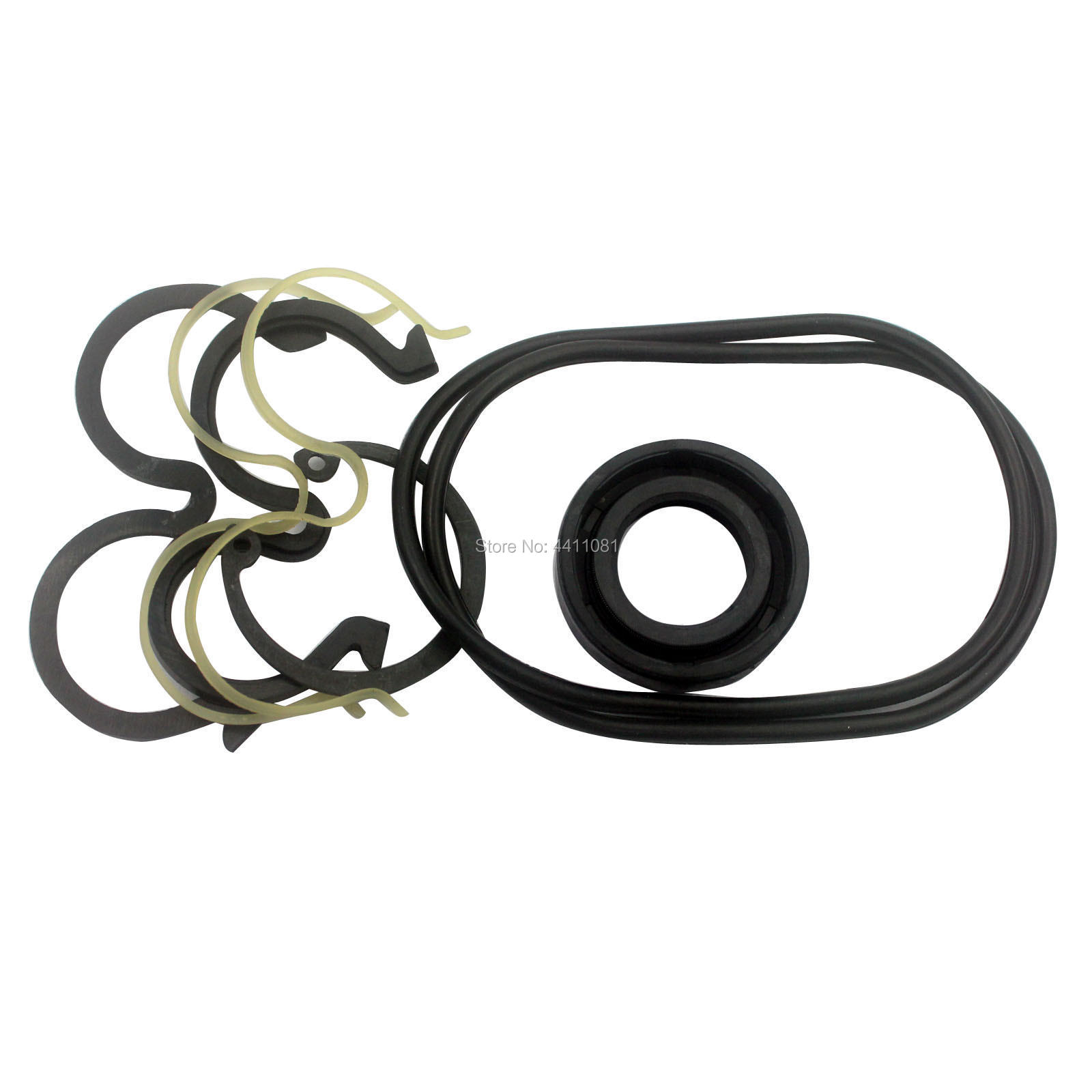 For Hitachi ZX210 Gear Pump Seal Repair Service Kit Excavator Oil Seals, 3 month warranty цены