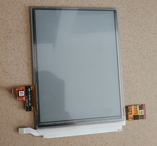 6inch Lcd display and Panel with Backlight For Amazon Paperwhite 2015 Screen Eink Matrix For Onyx BOOX Monte Cristo