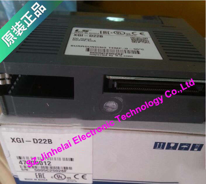 цена на 100% New and original XGI-D22B LS PLC Input unit,DC24V Input 16 points,(Source)