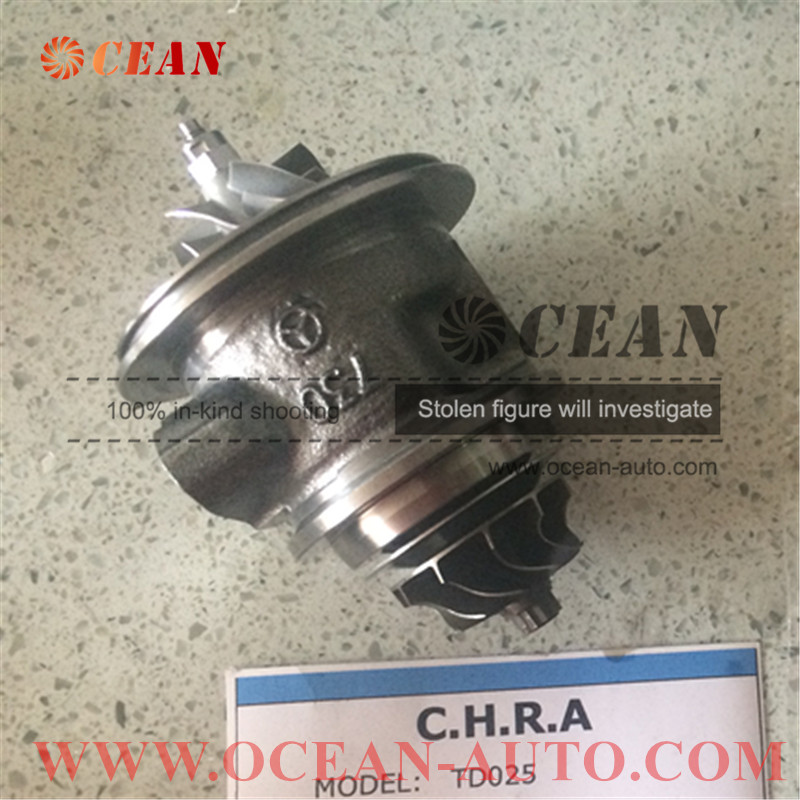 TurboCHARGER cartridge TD025S2-06T4   DV6ATED4 49173-07507 49173-07508 49173-07502 0375N5   1.6 HDi 90HP 60KW