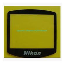 2PCS Original LCD Display SCREEN WINDOW TFT REPAIR PART NEW + Tape adhesive for Nikon D70