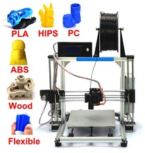 HIC  Auto Leveling High Accurancy DIY Kit  3D Printer with Aluminum Frame