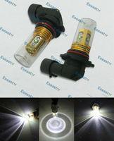 2 unids/lote Envío Libre 25 W C. r. e. e XPE LED con el Vidrio, 9145 LED LÁMPARA, PY20D LUZ de NIEBLA, H10 LLEVÓ la BOMBILLA