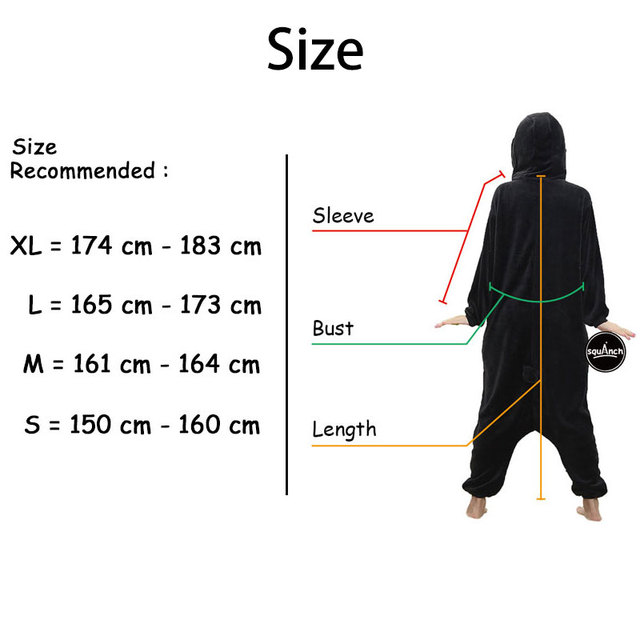 Black White Bear Kigurumi Animal Onesie Danganronpa Monokuma Pajama Women Adult Cartoon Overalls Suit Polar Fleece Sleepwear 1