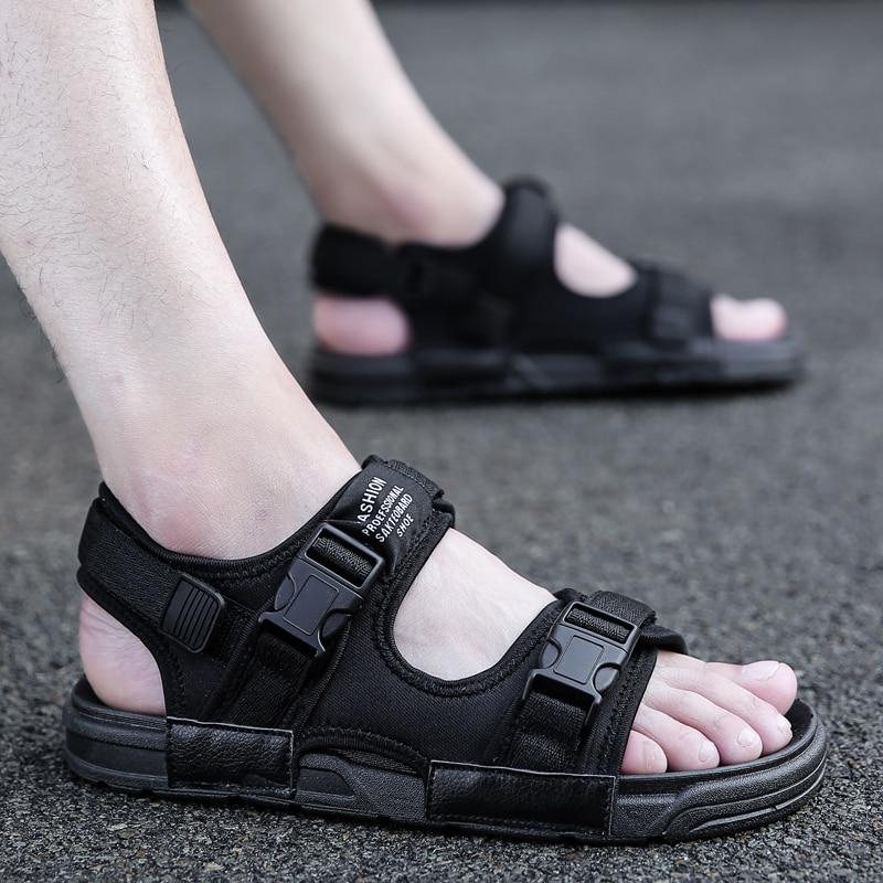 6c21fc3e96d6ec New 2016 Summer EVA Massage Fashion Sandals Mens Flip Flops Casual Patch  Flipflops Men Sandalias Hombre Beach Slippers For ManUSD 27.93 pair. men  size. (2) ...