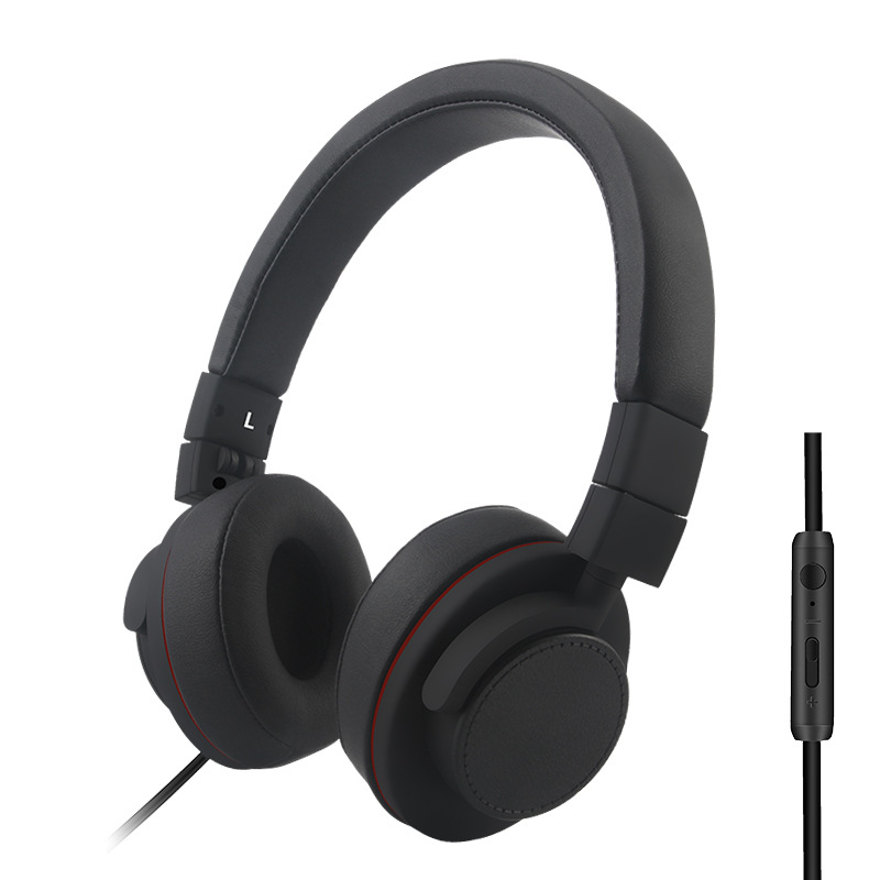 GS788 Bass headphones plug 3.5mm headset Adjustable Foldable headphone Hifi 3D Stereo music with microphone keenion kos 588 wired stereo headset headphones w microphone black 3 5mm plug
