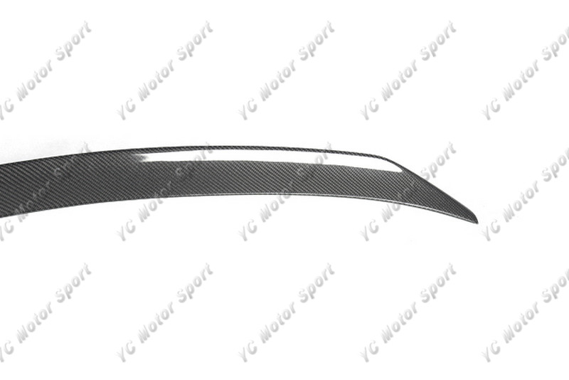 Car Accessories Carbon Fiber YC Design Style Rear Spoiler Fit For 2016-2018 911 991.2 Carrera & S & 4 & 4S Trunk Deck Lid Wing