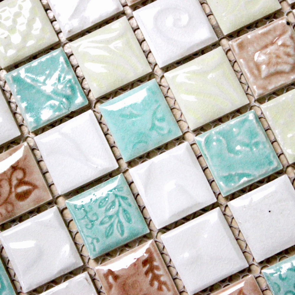 Mosaic Tile Kitchen Floor Online Get Cheap Porcelain Tile Kitchen Floor Aliexpresscom