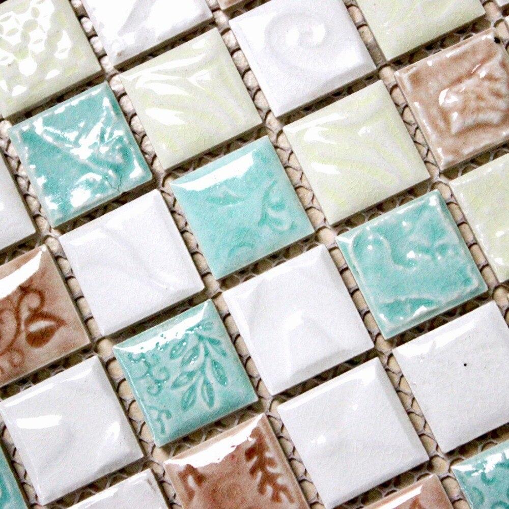 Aliexpress.com : Buy Eastern Mediterranean relief porcelain tiles HMCM1033 for ...