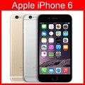 Desbloqueado teléfonos celulares 4.7 pulgadas ios apple iphone 6 8 dual core 1.4 GHz teléfono 8 MP Cámara 3G WCDMA 4G LTE Utiliza 16/64/128 GB ROM