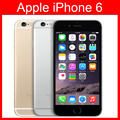 Unlocked Apple iPhone 6 Cellphones 4.7 inch IOS 8 Dual Core 1.4GHz phone 8 MP Camera 3G WCDMA 4G LTE Used 16/64/128GB ROM
