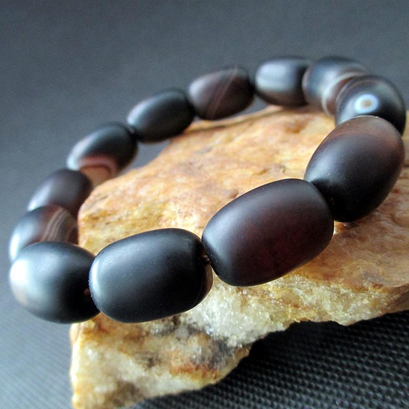 JoursNeige Φυσικό Sardonyx Κρυστάλλινο - Κοσμήματα μόδας - Φωτογραφία 2