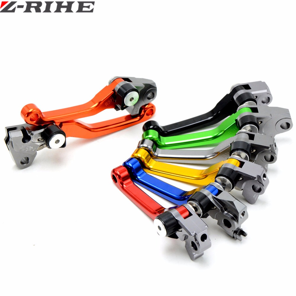 New arrival Motorcycle CNC Pivot Brake Clutch Levers for honda crf 250/450 r crf250x crf 450r 450x xr230/motard off road