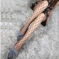 O envio gratuito de Moda senhora Sólidos Meias arrastão calças justas sexy panyhose da Verificação da Manta Nova