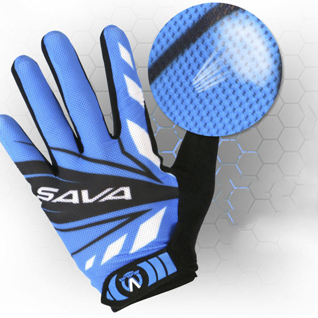 Cycling Gloves All Fingers Touch Screen Breathable Full Fingers