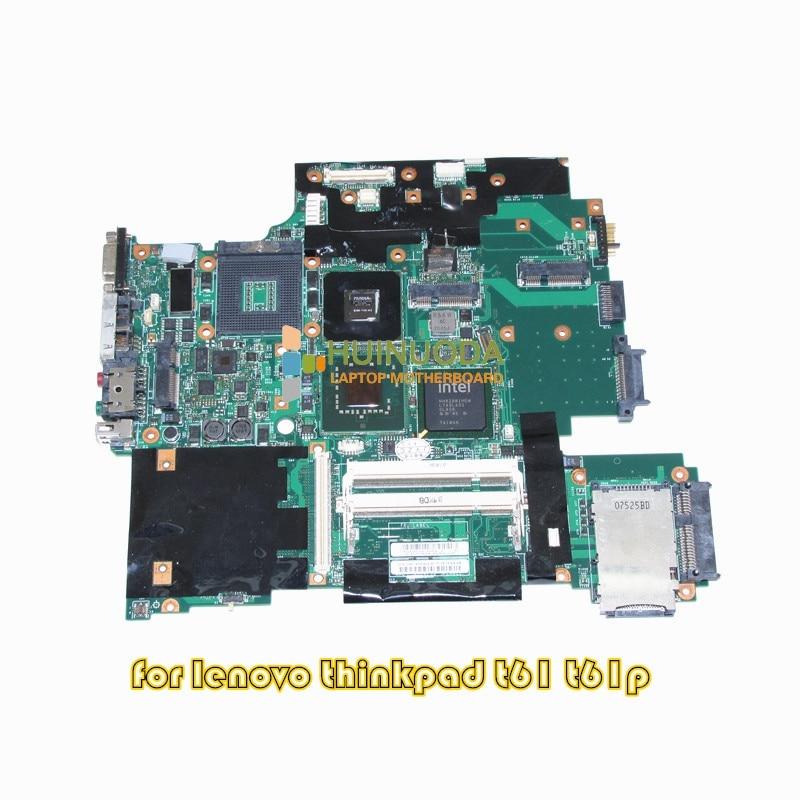 все цены на  42W7876 44C3928 for lenovo IBM thinkpad T61 laptop motherboard 965PM DDR2 15.4 Inch ATI 128M graphics  онлайн