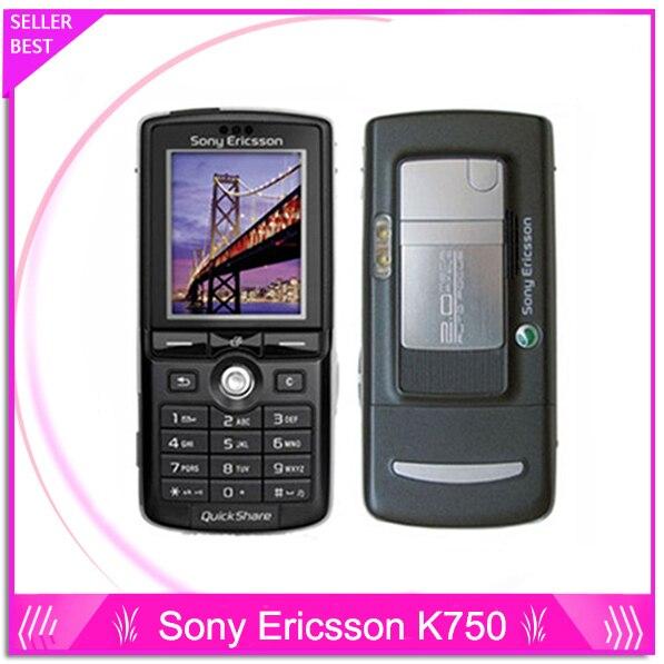 Sony Ericsson, k750 K750i разблокированный телефон поддержка русский клавиатура Aracbic клавиатура мобильных телефонов