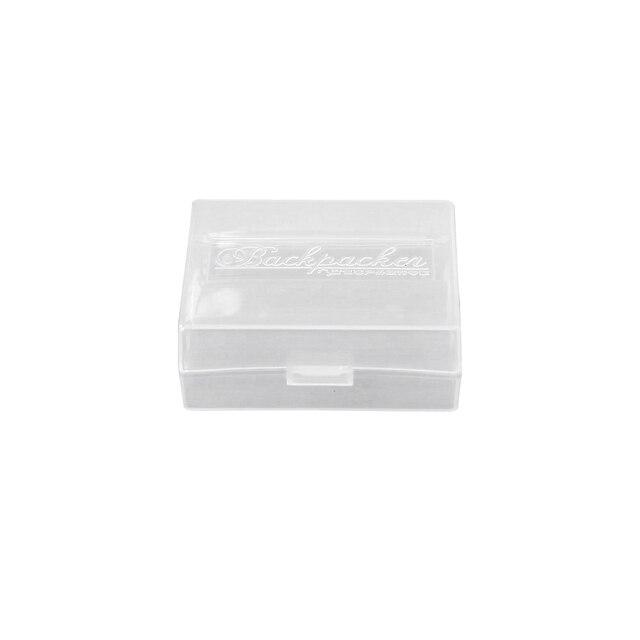 5 pcs/Lot Plastique Translucide pour Batterie DSLR Canon LP-E8 LP-E6 LP-E5 BP-511A Nikon NB-10L EN-EL9 Sony CRV3 Pentax LI90