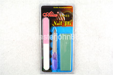 Alice A045 Acoustic Classical Guitar Nail File Kit Polishing Cotton Sandpaper Pack Accessories