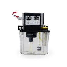 AC220V Temporizador electrónico Digital de la Bomba de Lubricación automática 1L Bomba De Aceite Para El router CNC