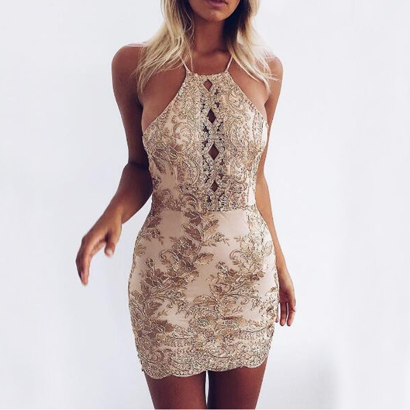 Online Get Cheap Short Gold Dresses -Aliexpress.com  Alibaba Group