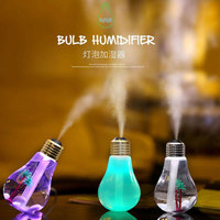 2016 Newest 400ML USB DC 5V 7 Colors Night Light Air Ultrasonic Humidifier Oil Essential Aroma