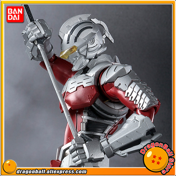 Japan Anime ULTRAMAN Original BANDAI Tamashii Nations S.H. Figuarts / SHF Exclusive Action Figure - ULTRAMAN SUIT ver 7.2 anime bakuon original bandai tamashii nations s h figuarts shf action figure rin suzunoki rider suit
