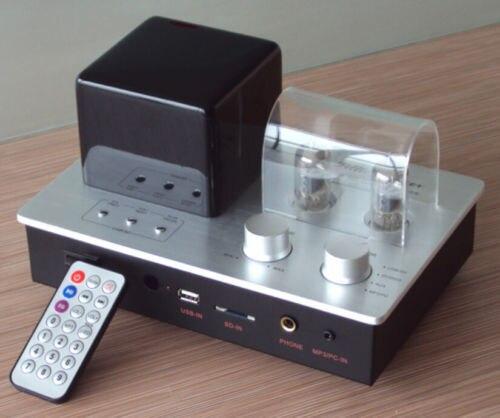 Sep-store H-03A hybride Tube stéréo intégré amplificateur casque ampli à distance