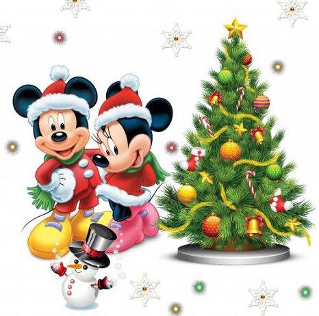 Decoraci Ef Bf Bdn De Mickey Navidad