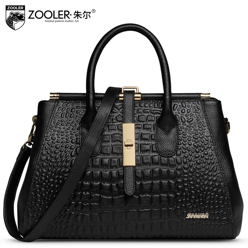 Zooler women cow leather handbag ladies shoulder bag messenger bags genuine leather crossbody bag designer Alligator handbags meking octagon softbox 170cm 67 strobe mono light softbox with speed ring bowens mount for photographic