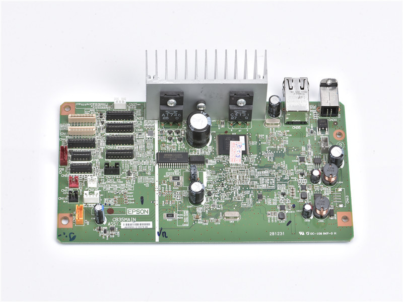 Free shipping Formatter Board MainBoard mother board Main Board logic board for Epson R2000 printer