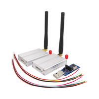 SN612 Industrial Network Node Wireless Data Transmitter Receiver RF Module 433 470 868 915MHz TTL RS232