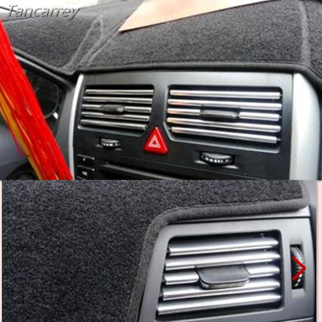 3 mlot voiture intrieur autocollant dcoration bande pour seat alhambra nissan pathfinder bmw f36