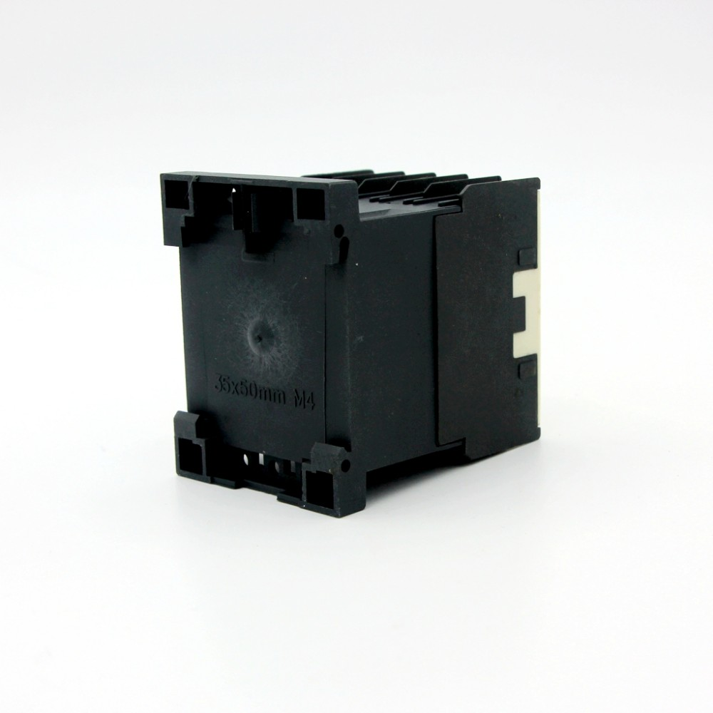 LC1 K1201/CJX2 K1201 mini AC contactor 3P 1NC 12A-in Contactors from ...