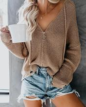 Batwing Sleeve Knitted Sweater Women Autumn Winter Fashion Solid Color Female Clothing Long Stitching For