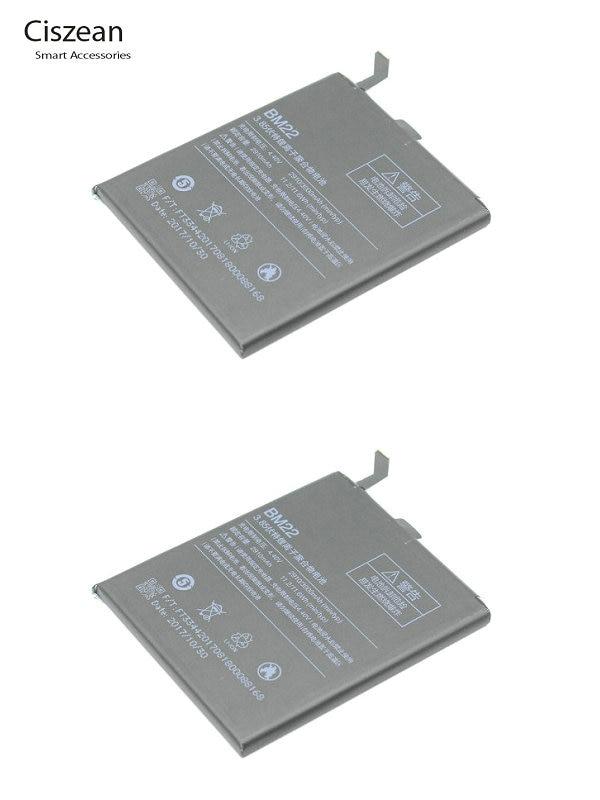 Ciszean Replacement-Battery Bm-22/bm22 Mobile-Phone Mi Xiaomi 3000mah M5 For High-Capacity